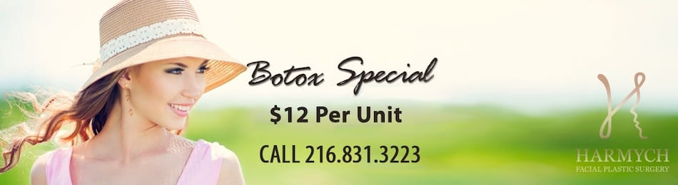 Cleveland Ohio - Botox Special -Facial Plastic Surgery - Beachwood Ohio